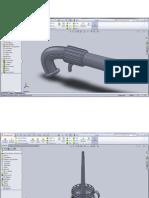 SolidWorks Work Sample