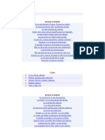 Phrases Exemples