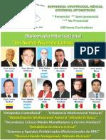 """Diplomado Internacional Comei 2014   """"Un Nuevo Nivel de Conocimientos"""""""