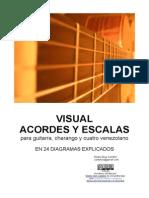 Visual Acordes y Escalas