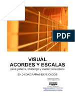 Visual Acordes y Escalas
