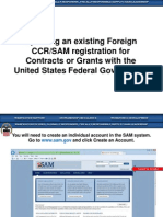 Update Foreign Registration 05.03.2013