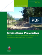 Selvicultura Preventiva en Chile