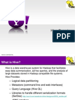 Hive Introduction
