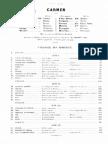 Carmen- Bizet pdf