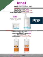 Promo Enero-febrero 2014 Comercial Heva Peluqueria y Estetica