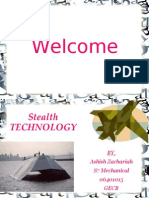 Stealth Technology Presentation