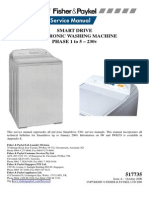Fisher and Paykel Service manual