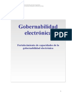 Gobernabilidad Electronica-portal Unesco
