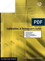 Calibration technical guide