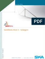 SolidWorks Nivel II - Soldagem - 2011
