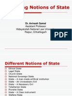 5. Changing Notions of State