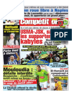 Journal Competition Sport Du 01.02.2014