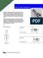 Model 406_407 - Light Emiting Diode