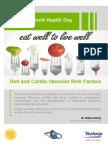 Diet and Cardio Vascular Risk Factors