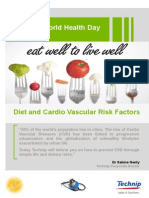 Diet and Cardio Vascular Risk Factors