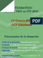 Presentation Eiffel Grandmont