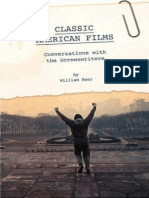 [William Baer] Classic American Films Conversatio