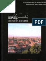 Olszewski - Blanc Bosra Mosaics 2007