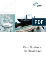 Guidance on Stowaways