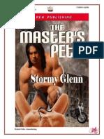 Stormy Glenn - The Masters Pet.pdf