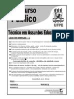 Técnico_em_Assuntos_Educacionais_UFPE_2013