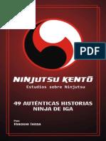 49 AUTÉNTICAS HISTORIAS NINJA DE IGA
