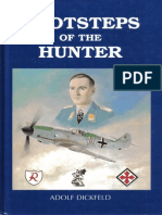 ADOLF DICKFELD- Footsteps of the Hunter