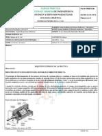 Reporte de Práctica 1  Despiece de Motores CD y AC