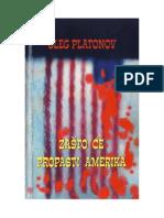 Oleg Platonov - Zasto Ce Propasti Amerika 2000