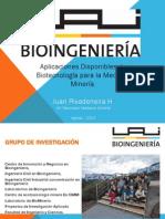 1 Juan Rivadeneira Investigador Asociado UAI