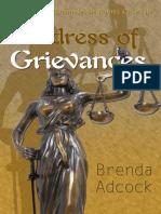 Redress of Grievances - Brenda Adcock