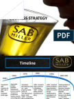 SAB Miler_Business Strategy