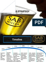 SAB Miler_Business Strategy