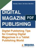 Digital Magazine Publishing Handbook