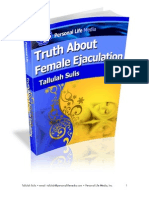 The Truth About Female Ejaculation FLO