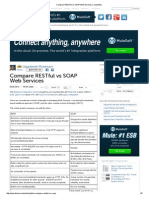 Compare RESTful vs SOAP Web Services _ Javalobby