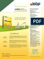Ebp Be Logiciel Association 2012