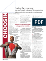 Ordinary Smart People Will Change the Organization, Part 2 (FREE pdf)