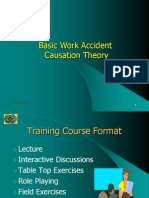 Basic work accident theory Revised edition