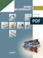Arthrex Ankle Arthroscopy[1]
