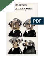 Raymond Queneau (1936) Les derniers jours.pdf