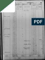 1860 Slave Schedule Emanuel County
