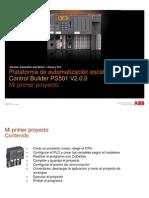 PS501 V2.0 Mi Primer Proyecto