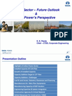 Power sector future outlook