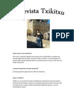 Entrevista Txikitxu Sara 1)