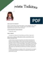 Entrevista Txikitxu Sara 3