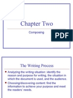 how to write a formal letter
