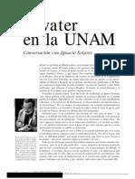 Fernando Savater en La UNAM