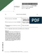 patente regenerador capilar